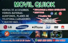 MOVIL QUICK, Cali - Valle del Cauca