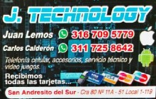 J. TECHNOLOGY, Cali - Valle del Cauca
