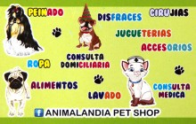 ANIMALANDIA PET SHOP, Duitama - Boyacá