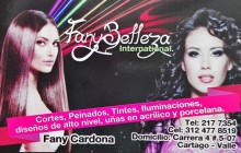 Fany Belleza International, Cartago - Valle del Cauca