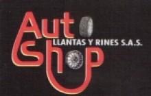 AUTO SHOP Llantas y Rines S.A.S. - POBLADO, Medellín - Antioquia